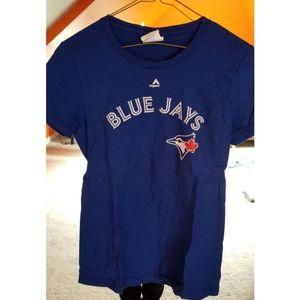 Tops - 🌻2/$40!🌻 Toronto Blue Jay's Shirt